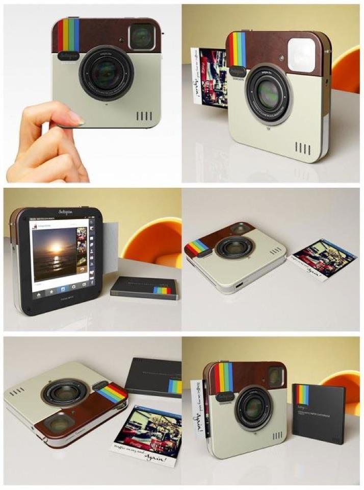 Design e Tecnologia / Instagram: um novo modo de fotografar o mundo