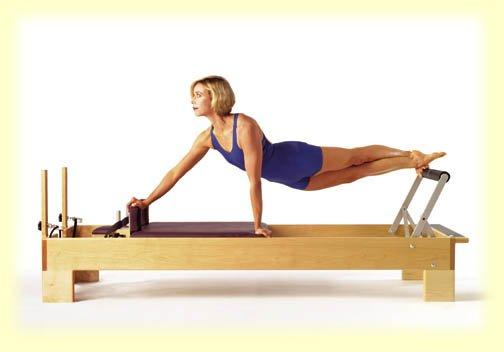 Aulas / O que é Pilates?