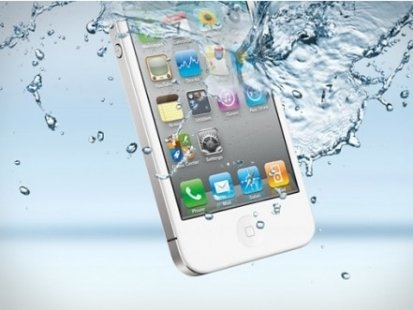 Assistência Técnica / O que fazer quando seu celular cair na água