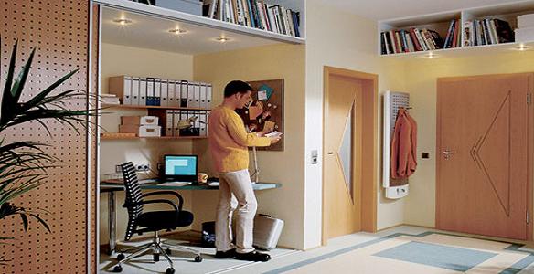 Marceneiro / O que é Home Office?