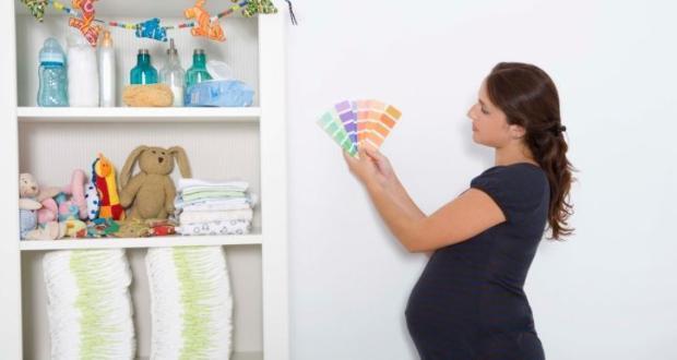 Pintor / Dicas de pintura para o quarto do bebê