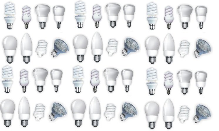 Reformas e Reparos / Saiba a diferença entre as lâmpadas