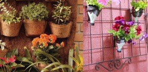 Como montar seu jardim vertical