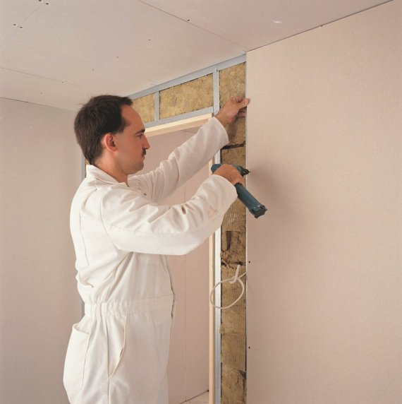 Gesso e DryWall / Veja 10 vantagens do Drywall