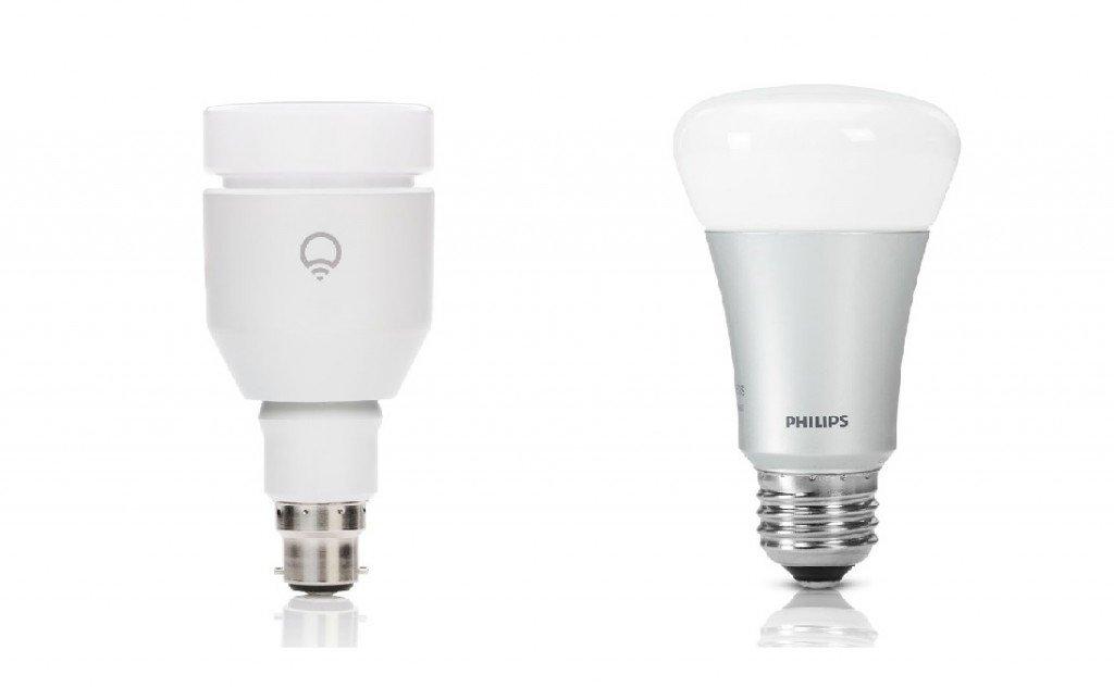Eletricista / Compare: Hue da Philips e a Lifx