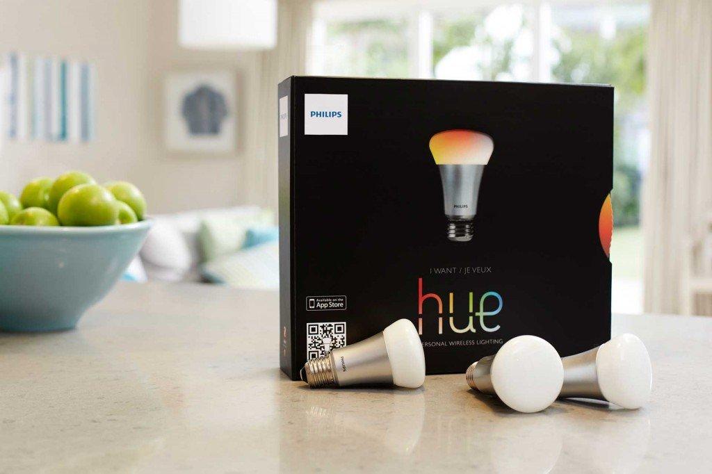 Eletricista / Conheça a Hue, lâmpada inteligente da Philips