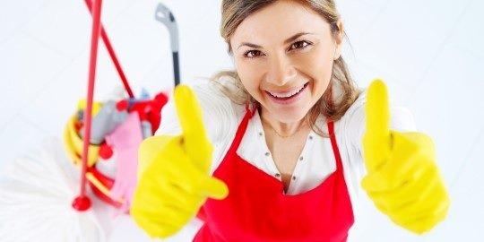 Diarista / Dicas para limpar sua casa de forma rápida