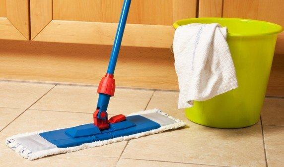 Diarista / Como limpar os diferentes tipos de piso