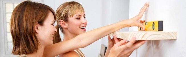 Marido de Aluguel / Veja como instalar prateleiras