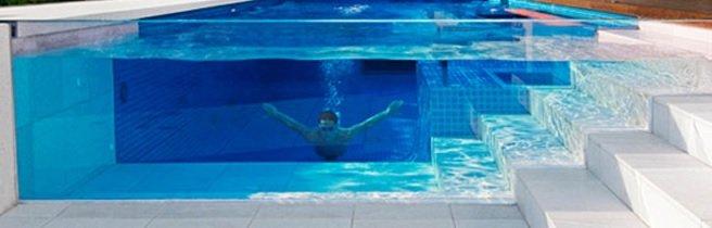 Encanador / Como encontrar um vazamento na piscina