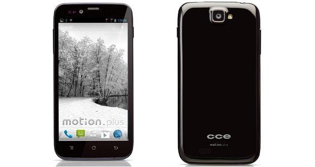 Assistência Técnica / Conheça o CCE Motion Plus SK504
