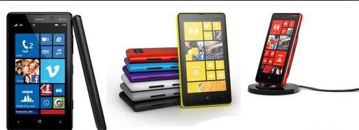 Assistência Técnica / Conheça o Lumia 820 da Nokia