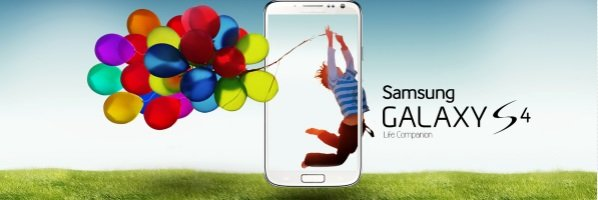 Assistência Técnica / Conheça o Samsung Galaxy S4