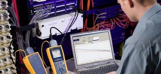 Eletricista / O que é rede estruturada?