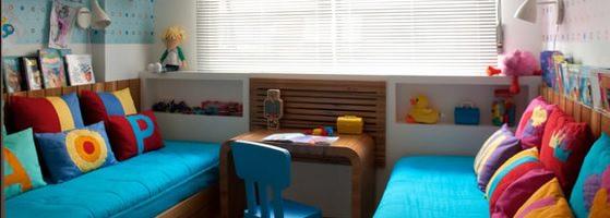 Marceneiro / Como aproveitar os espaços de um quarto pequeno