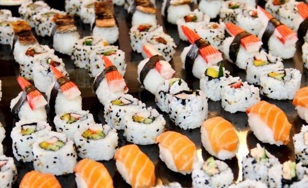 tipos de comida japonêsa frita
