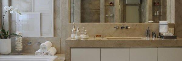 Pedreiro / Quais as pedras mais indicadas para pia do banheiro?