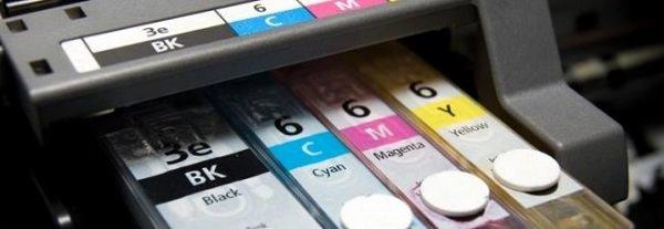 Assistência Técnica / Os danos dos cartuchos falsos para as impressoras