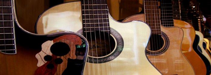Aulas / Modelos de violão: conheça as diferenças que há entre eles
