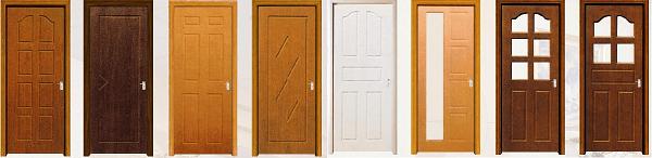 Marceneiro / Como cuidar de cada tipo de porta
