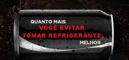 Aulas / 10 malefícios do refrigerante