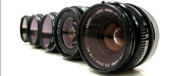 Assistência Técnica / Como limpar a lente da câmera