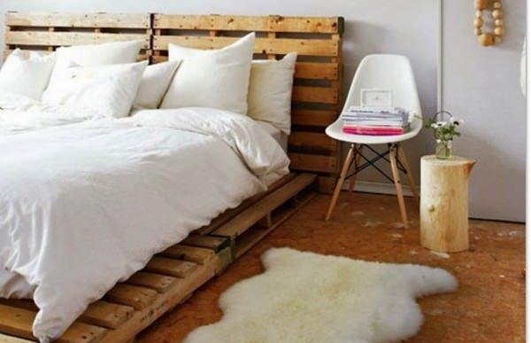 Marceneiro / Como fazer uma cama com paletes