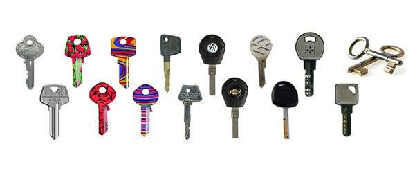 Chaveiro / Conheça dos tipos de chave