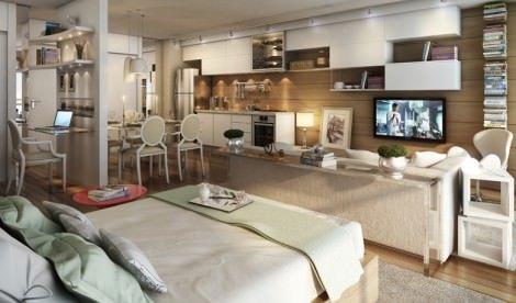 Arquiteto / Conheça os apartamentos Studios