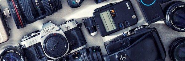 Assistência Técnica / Diferenças entre a câmera semiprofissional e a profissional