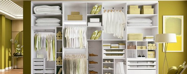 Marceneiro / Conheça a tendência do closet aberto
