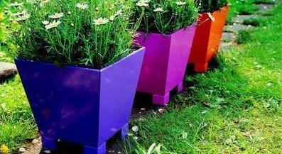 Jardinagem / Vasos de planta: prós e contras de cada tipo
