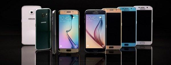 Assistência Técnica / Conheça o Samsung Galaxy S6 Edge
