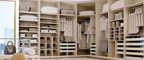 Marceneiro / Como planejar um closet