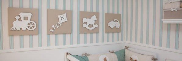 Decorador / 7 Dicas para mamães de primeira viagem: Decoração de quarto de bebê