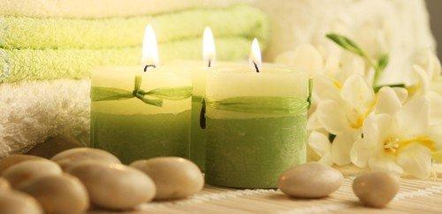 Artes e Artesanatos / Como fazer velas aromáticas