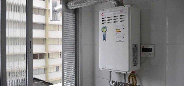 Eletricista / Cuidados com o aquecedor a gás