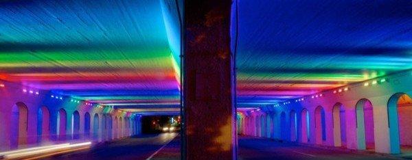 Decorador / Efeito das cores na iluminação