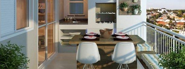 Arquiteto / Como planejar um espaço gourmet