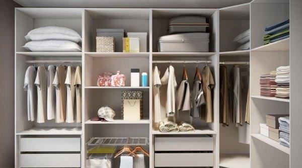 Arquiteto / Saiba como dividir o quarto para fazer um closet