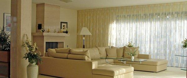 Costura / Qual a melhor cortina para sala de estar