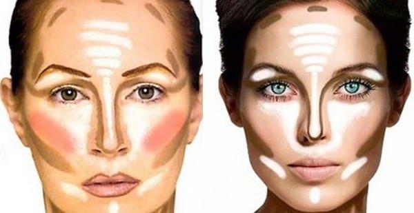 fcf1c4a97 Contorno facial ideal para cada formato de rosto | Guia do GetNinjas