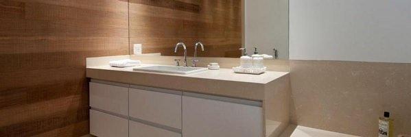 Marido de Aluguel / Como escolher gabinete para banheiro