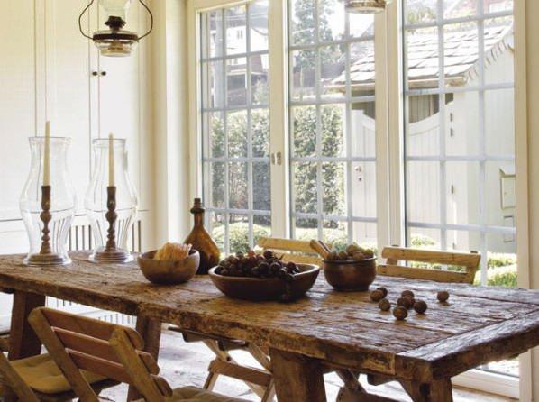 Marceneiro / Como usar madeira de demolição na decoração