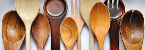 Diarista / Como higienizar utensílios de madeira