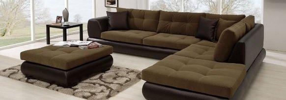 Reformas e Reparos / Dicas para ter um sofá de canto