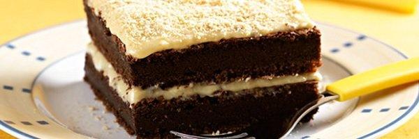 Doces, bolos e salgadinhos / Bolo de nutella com recheio de leite Ninho