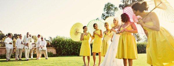 Eventos / Dicas para quem vai casar no Verão