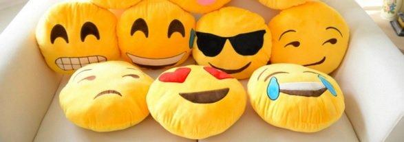 Costura / Como fazer almofadas de emoticon