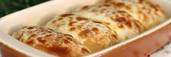 pão de alho capa
